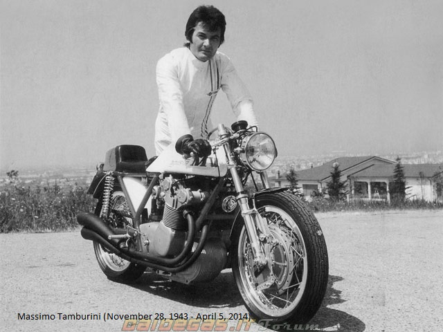 Massimo Tamburini, November 28, 1943 – April 5, 2014